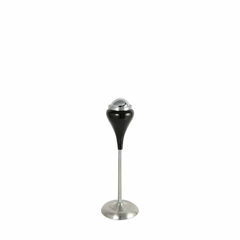 STAND ASHTRAY BALL POINT BLACK