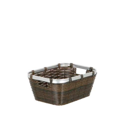 ARTIFICIAL RATTAN BASKET  S