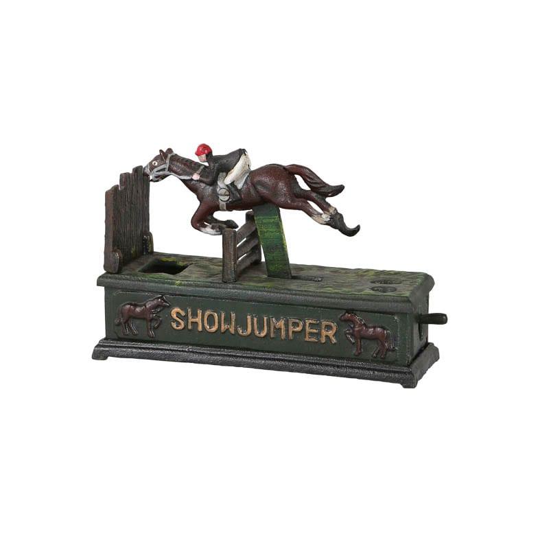 JUMPING HORSE BANK
