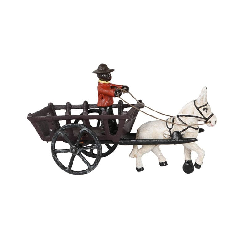 STANDING MAN CARRIAGE
