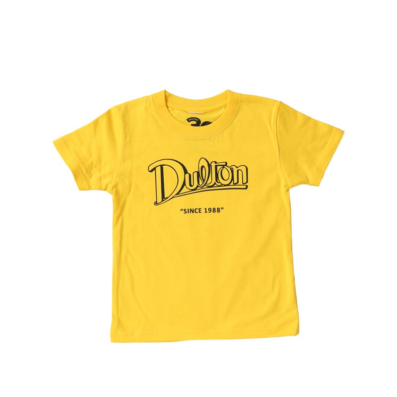 DULTON 30th-Anniversary T-SHIRTS YL 100