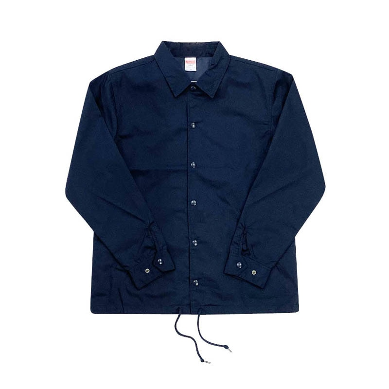 DTN COACH JACKET NAVY M