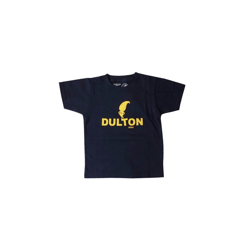 "DULTON T-SHIRTS ""SKIP"" NB/YL 100"