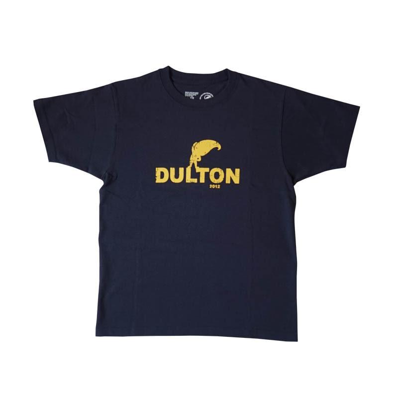 "DULTON T-SHIRTS ""WARMUP"" NB/YL L"