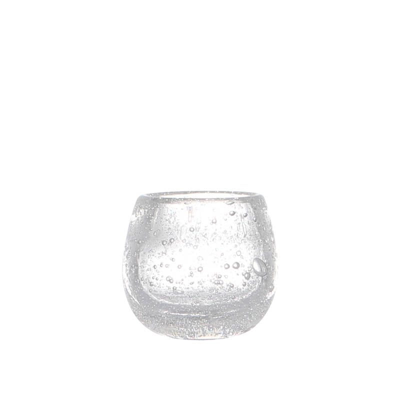 BOCCEA CANDLE HOLDER CLEAR