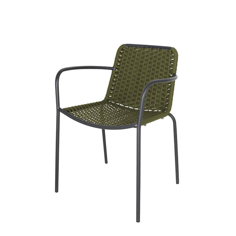 ROPE CHAIR OLIVE