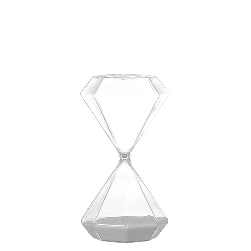 DIAMOND HOURGLASS M