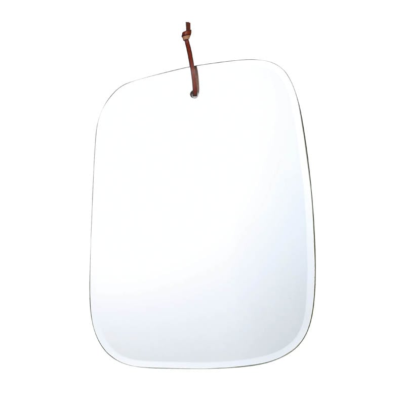 WALL HANGING MIRROR CLOUD SQUARE
