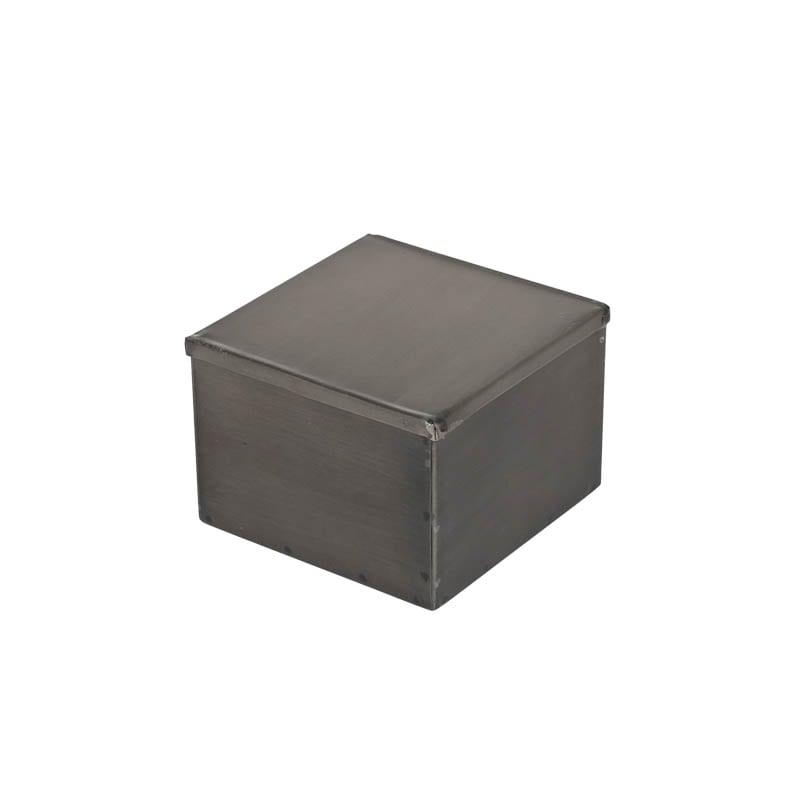 METAL SQUARE BOX S