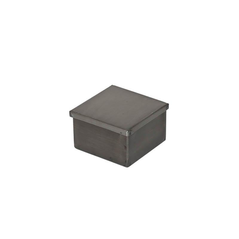 METAL SQUARE BOX XS