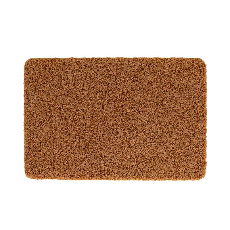 PVC COIL MAT 500x700 MUSTARD