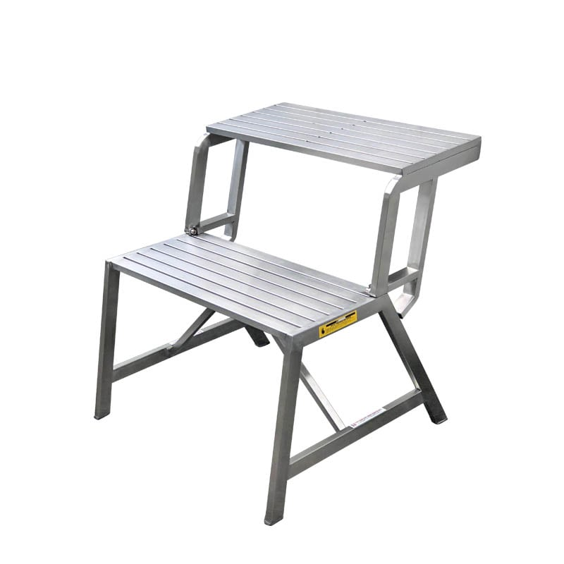 SS TABLE & BENCH ONE SIDE SINGLE