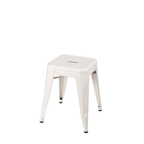 FOOT STOOL (S) OFF WHITE