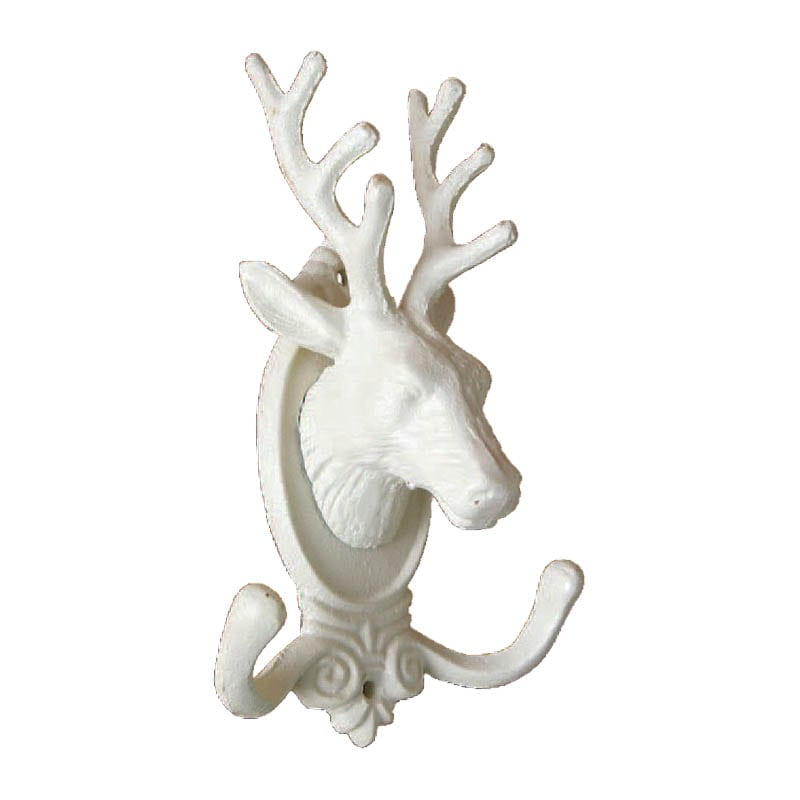 WALL HOOK (REINDEER) IVR