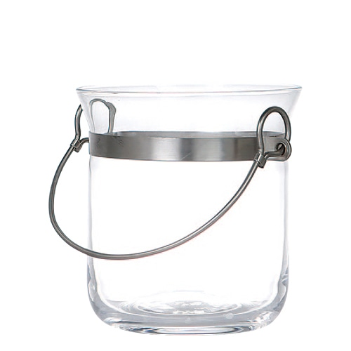 GLASS ICE BUCKET S