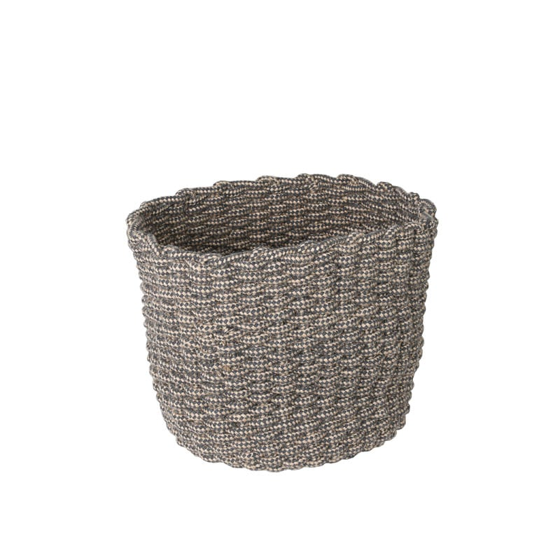 MIXED ROPE BASKET M