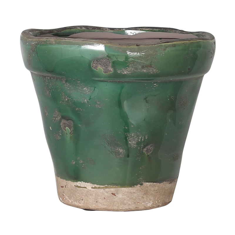 ARCHAIQUE POT GREEN L