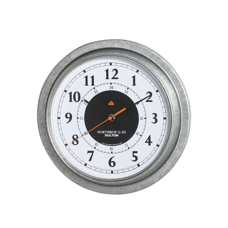 WALL CLOCK ''NORTHROP G-30'' WD