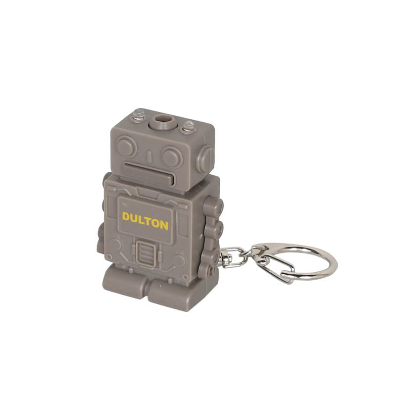 TOOL KEY CHAIN ''ROBOT'' GRAY