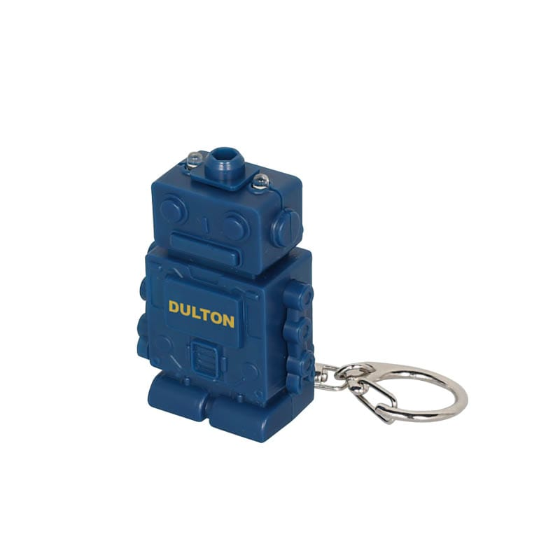 TOOL KEY CHAIN ''ROBOT'' NAVY