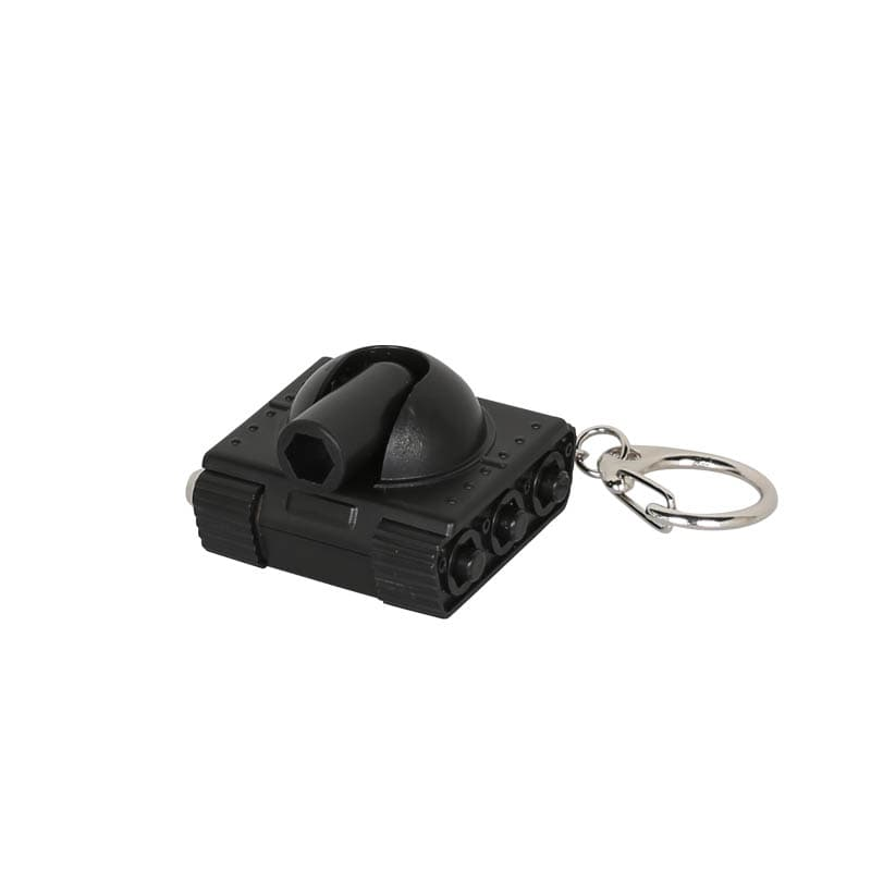TOOL KEY CHAIN ''TANK'' BLACK