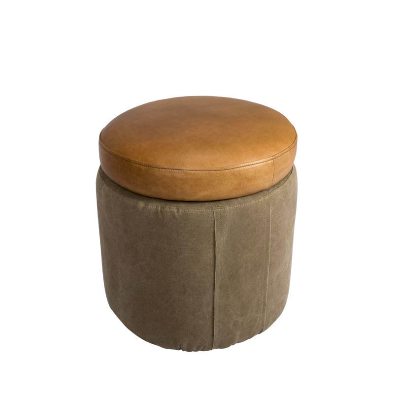 ''DYLAN'' STOOL CONTAINER