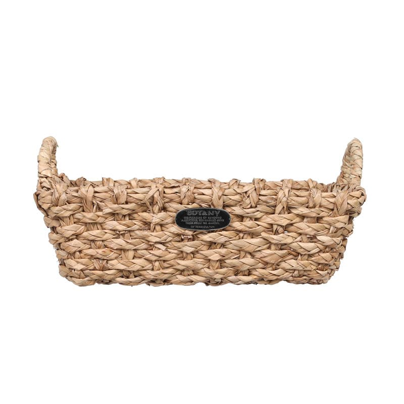 SHALLOW BRAIDS BASKET L