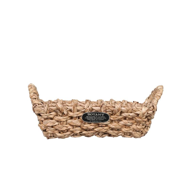 SHALLOW BRAIDS BASKET S