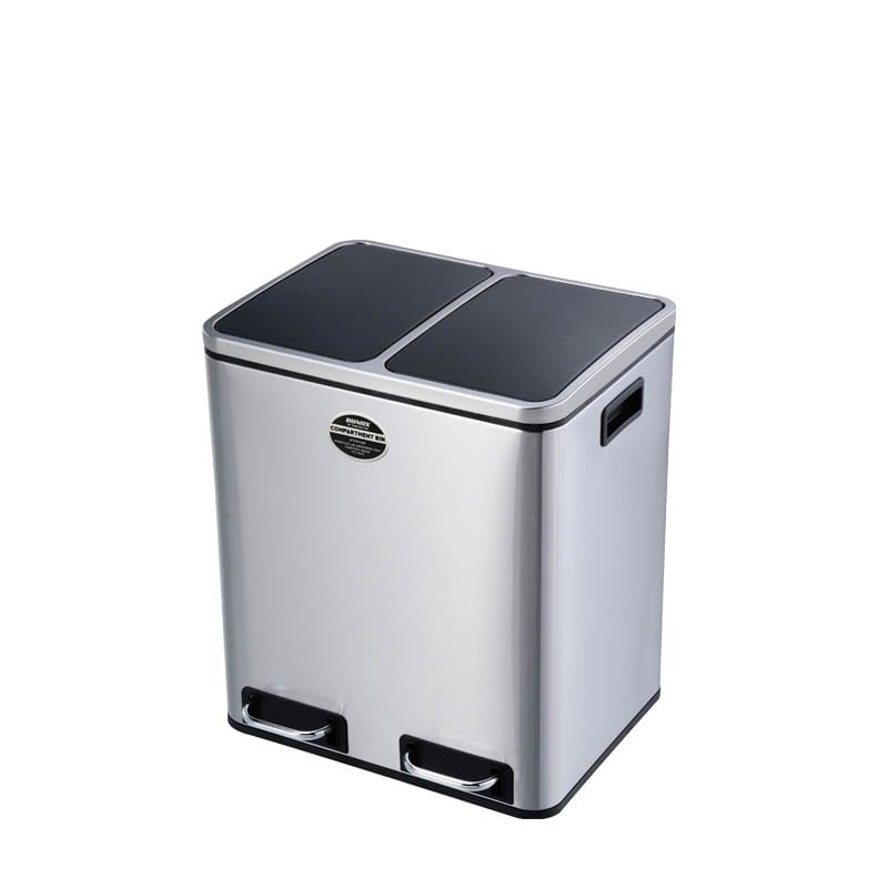 2-COMPARTMENT BIN 30