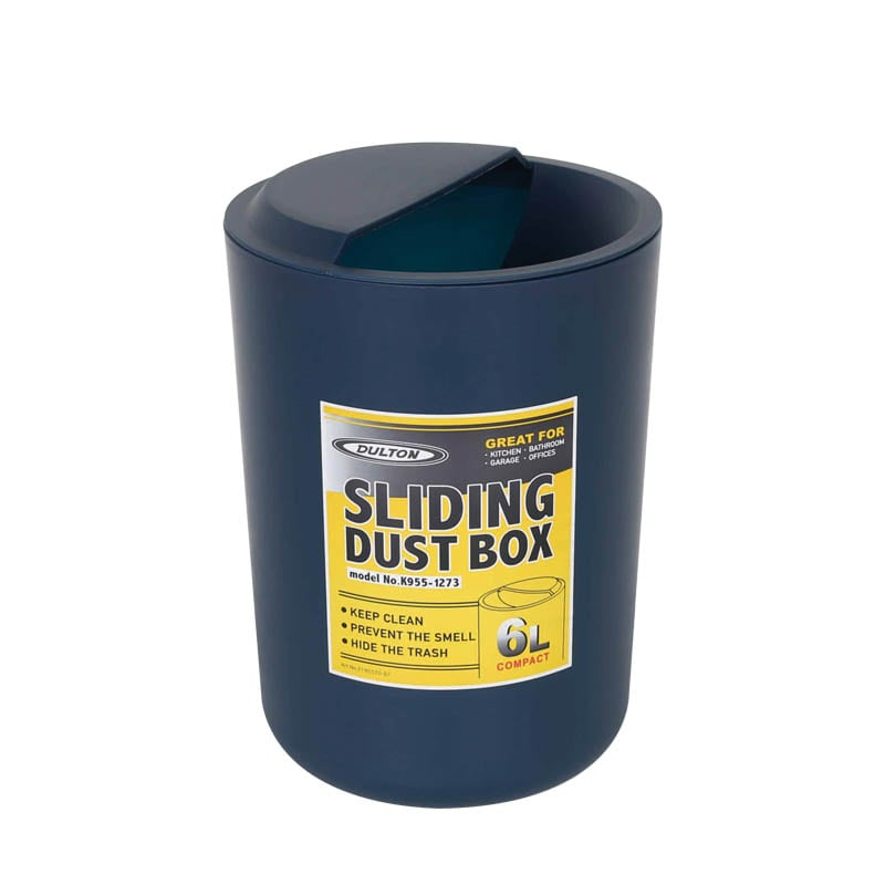 SLIDING DUST BOX INK BLUE