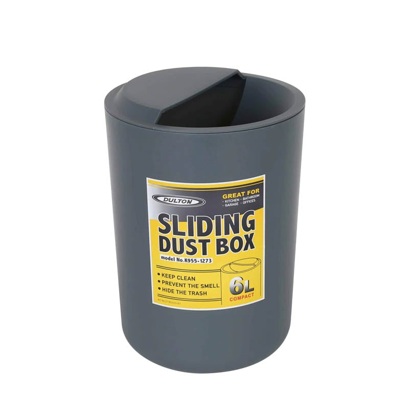 SLIDING DUST BOX SLATE