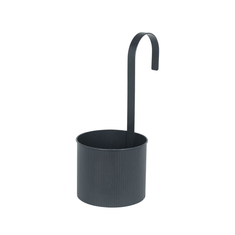 HANGING POT GRAY
