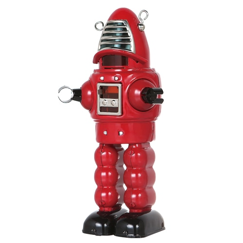 PLANET ROBOT RED