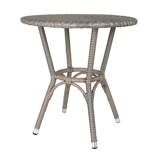 WEAVING TABLE GRAY