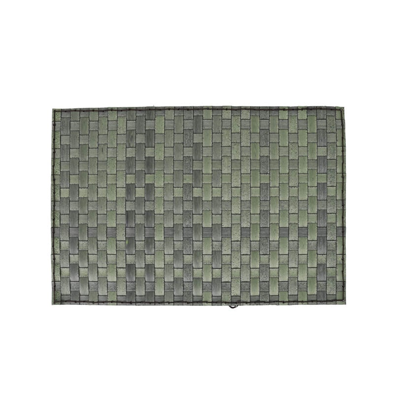 WEAVING MAT 500x750 GREEN
