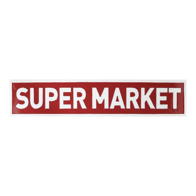 """SIGNBOARD L """"SUPERMARKET"""""""