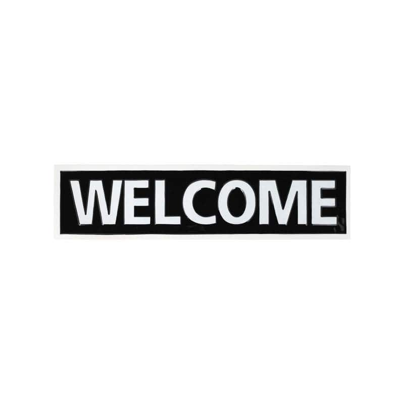 "SIGNBOARD S ""WELCOME"""