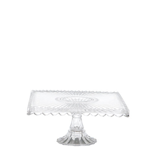 SQUARE CAKE STAND S