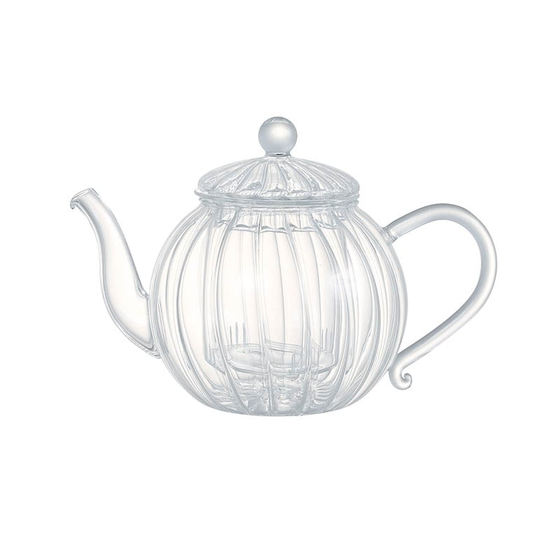GLASS TEA POT  MIRLITON