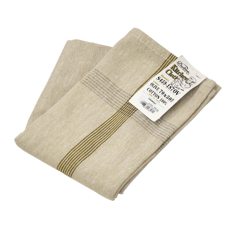 KITCHEN CLOTH OLIVE