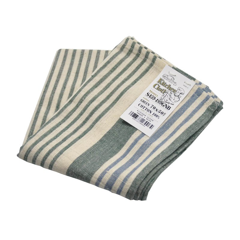 KITCHEN CLOTH GN/BL