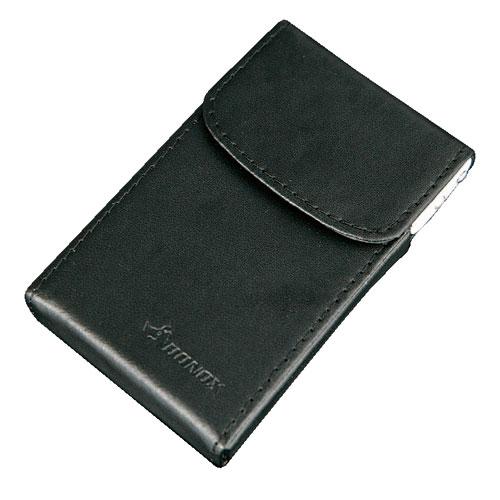 CARD CASE ''Slider'' BLACK