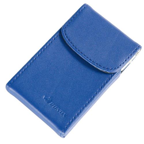 CARD CASE ''Slider'' ROYAL BLUE