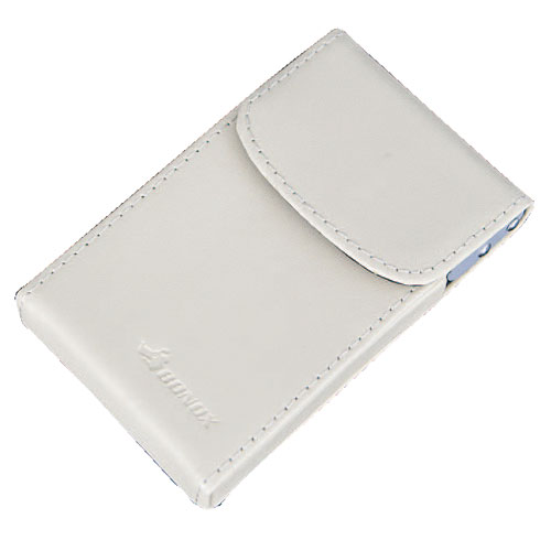 CARD CASE ''Slider'' IVORY