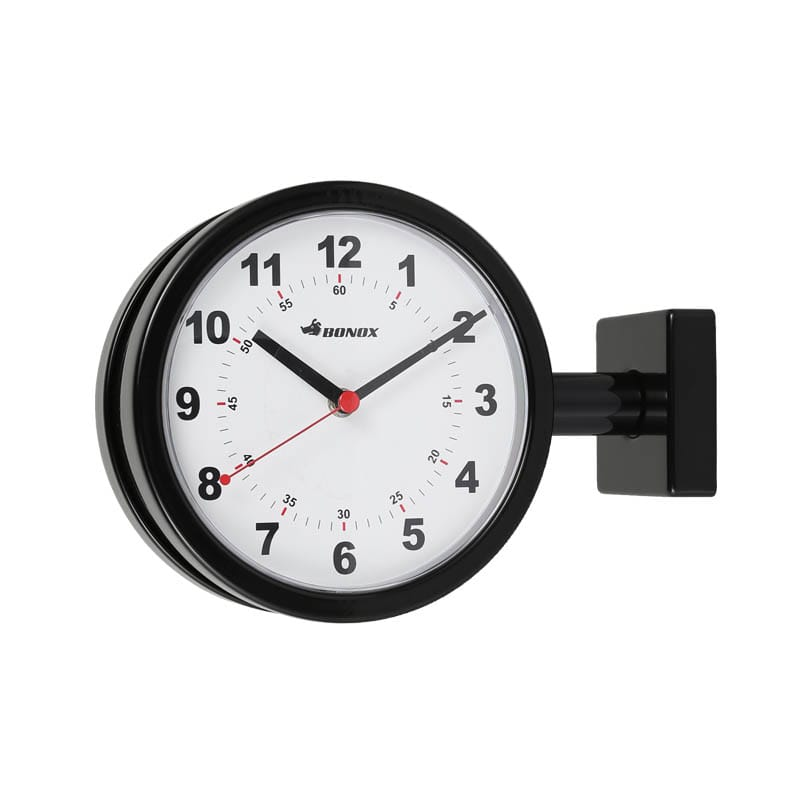 D.FACE CLOCK 170D BLK
