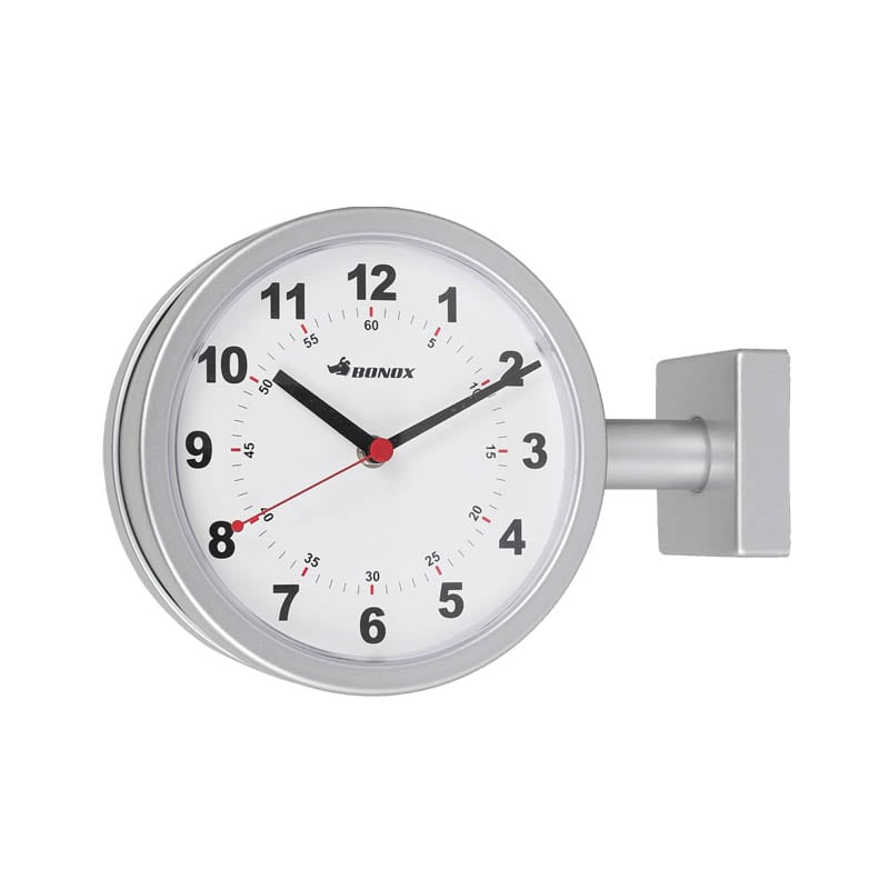 D.FACE CLOCK 170D SLV