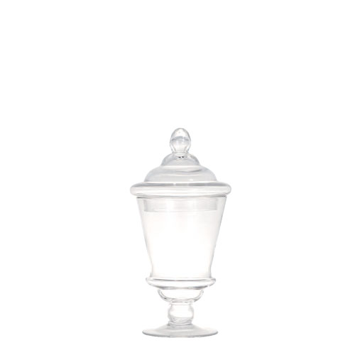GLASS JAR CORNET S