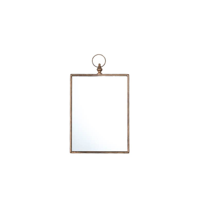 WALL HANGING RECT MIRROR A
