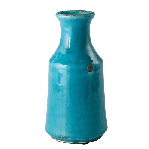 VASE (S) BLUE
