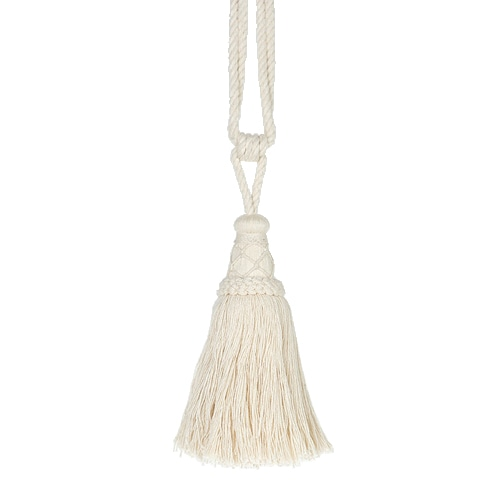 COTTON TASSEL